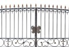 Argalong Wrought iron fencing 10